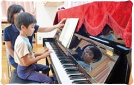 音楽教室:イメージ