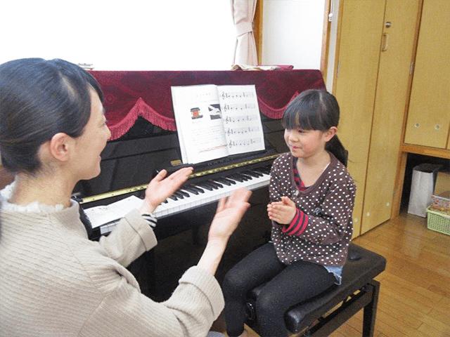 課外:音楽教室イメージ