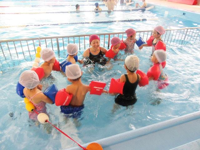 課外:水泳教室イメージ